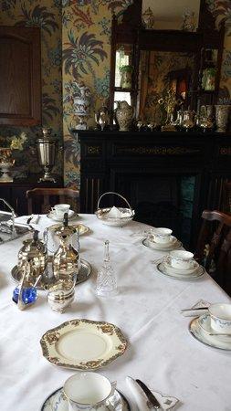 The Church Bar and Restaurant: Tea room