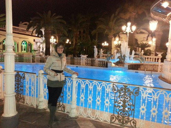 Grand Hotel La Sonrisa: Piscina