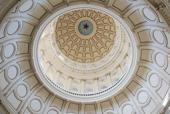 Capitol Complex Visitors Center: Capitol Dome