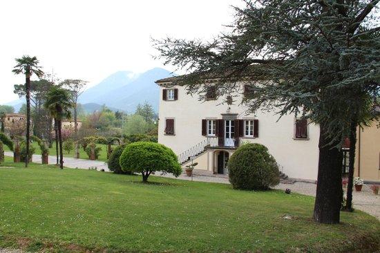 Albergo Villa Marta: Hotel entrance