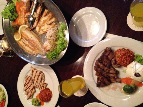 Delphi: Family lunch