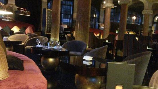 Hotel Casa Fuster: cafe Vienes