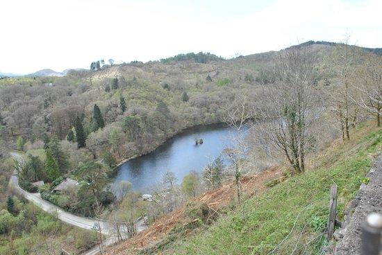 Ffestiniog & Welsh Highland Railways: Beautiful countryside