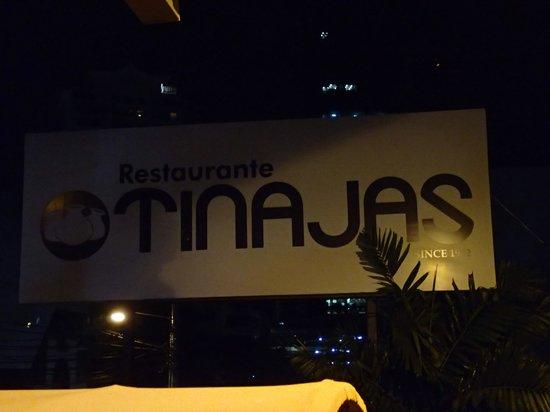 Tinajas: The restaurant.