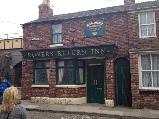 Granada Studios: The rovers