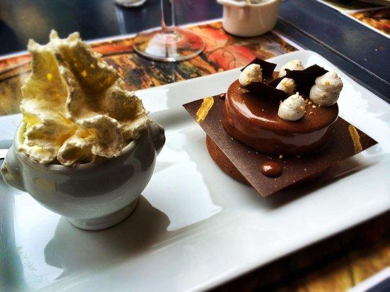 La Mandragore : Dessert
