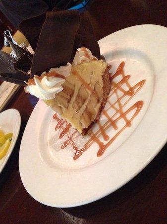 Emeril's Tchoup Chop: Banana cream pie!
