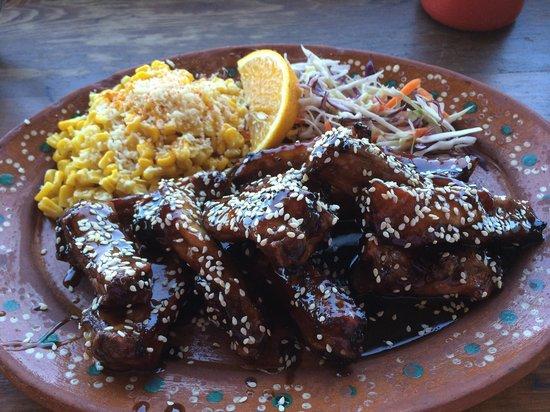 Tailhunter Restaurant: decent pork ribs