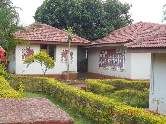 Aptdc haritha mayuri resort araku valley andhra pradesh - Araku valley resorts with swimming pool ...