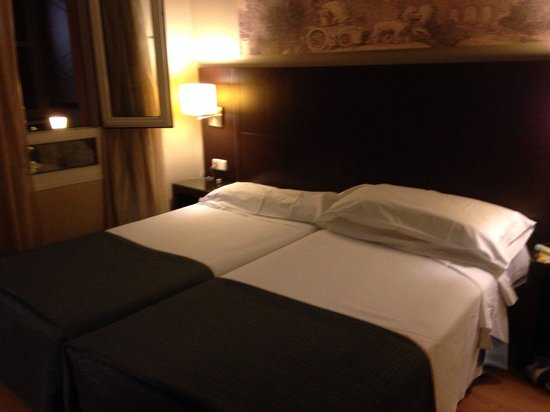 Ganivet Hotel: Double room!