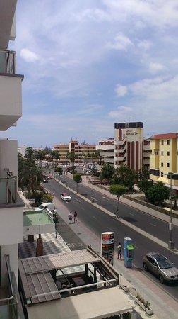Axel Beach Maspalomas: Vista desde la habitacion