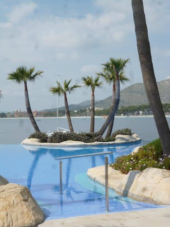 Botel Alcudiamar Hotel: schöner Poolbereich