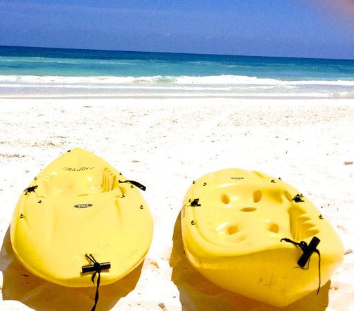 Playa Selva: Sea Kayaks