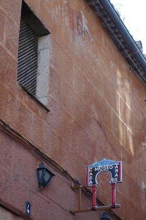 Casa Museo Arabe de Caceres Yussuf al Burch: Casa Arabe
