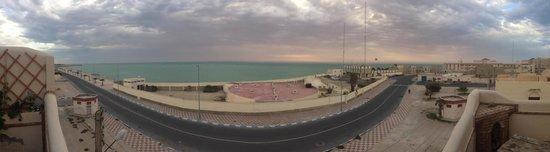 Dar Rio Oro : panoramic view