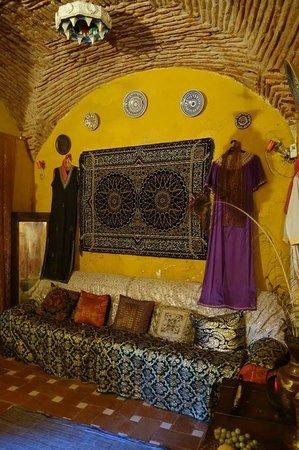 Casa Museo Arabe de Caceres Yussuf al Burch: Harem