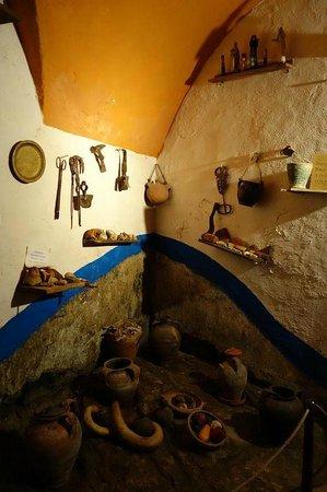 Casa Museo Arabe de Caceres Yussuf al Burch: Food preparation