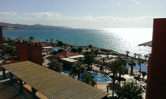 H10 Tindaya Hotel : view from balcony