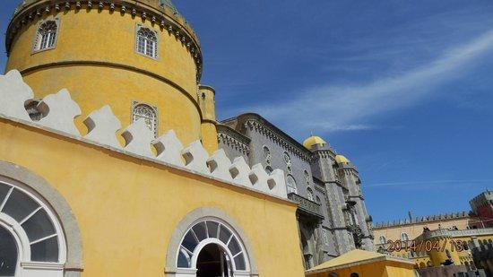 Palacio Nacional de Sintra: Palacio do Pena. Sintra