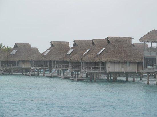 Conrad Bora Bora Nui: Villas