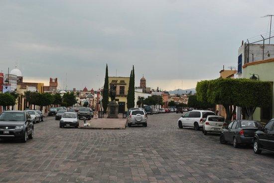 Plaza de Armas: Centro de Queretaro
