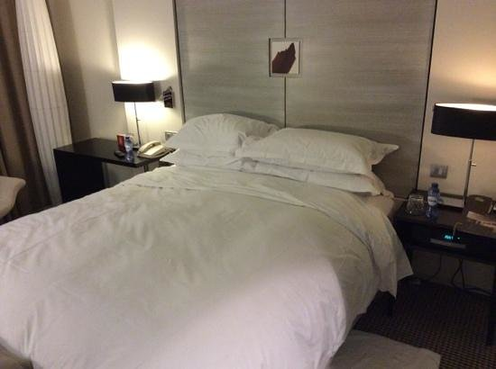 Sofitel Brussels Europe : Queen superior bed.  VERY comfortable.