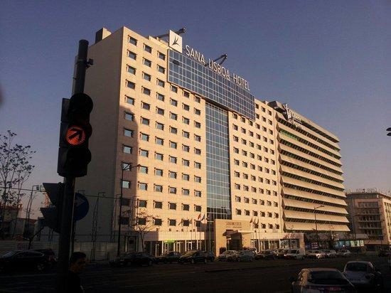 SANA Lisboa Hotel: Отель