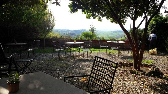 Hotel Santa Caterina : giardinetto