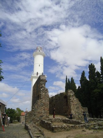 Leuchtturm von Colonia del Sacramento: Farol