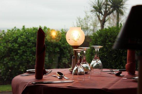 Corbyn Head Hotel: Dining room