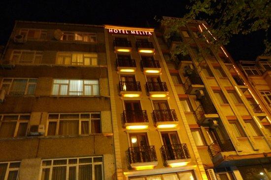 Melita Hotel: Hotel Melita, Istanbul