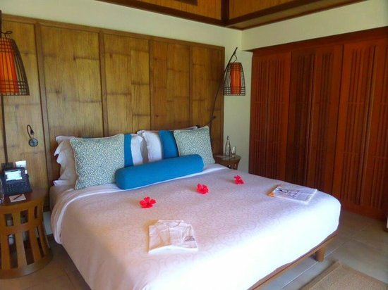 Constance Ephelia : Bedroom 3 on the first floor of family villa