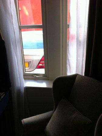 """Mercure Eastgate Oxford: """"Una habitación con vistas"""", sin señal de wifi y a 150 €/noche"""