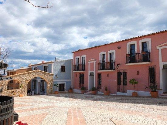 Pueblo Acantilado Suites: Pueblo Acantilado
