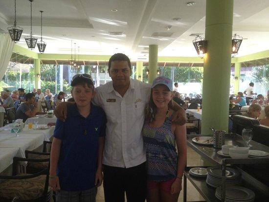 Grand Palladium Punta Cana Resort & Spa: Palladium Palace Buffet Restaurant