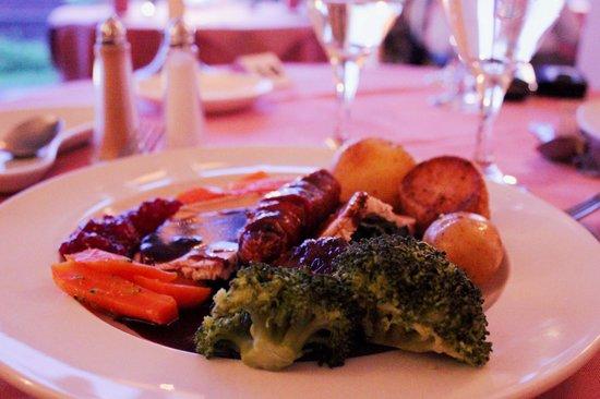 Corbyn Head Hotel: Roast Dinner