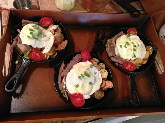 McKinney Bed and Breakfast: Our very famous Bohenian Brisket