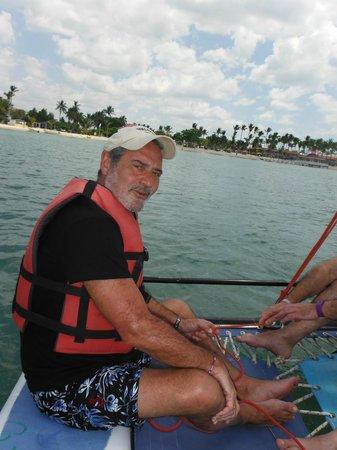 Luxury Bahia Principe Bouganville Don Pablo Collection : Desde el catamaran