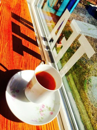 Tofino Tea Bar: Hot tea