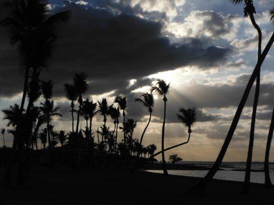 Luxury Bahia Principe Bouganville Don Pablo Collection : Anochecer en la playa