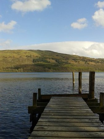 The Cumbrian Way: Lake Coniston, day 1