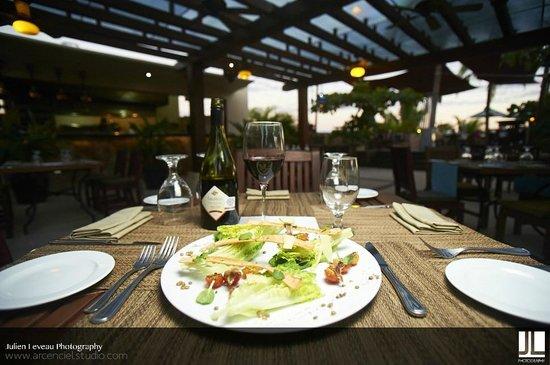 Sandzibar: Listo para la cena?