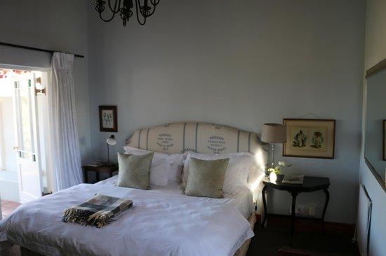 Vineyard Country House: room