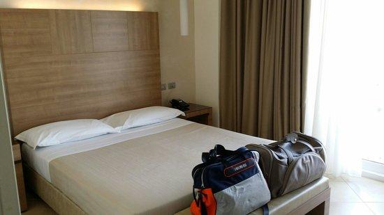 Vespucci Hotel : Camera standard
