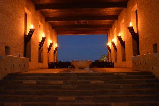 Cabo Azul Resort: Breath taking wedding chapel!