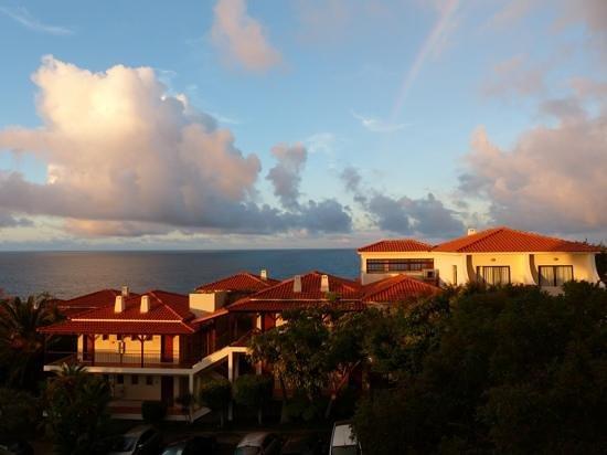 Hotel Galosol: Sonnenaufgang