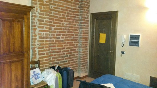 Florence Apartments Central : Habitacion