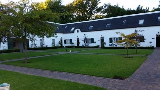 Erinvale Estate Hotel and Spa: A view of the rooms at the hotel