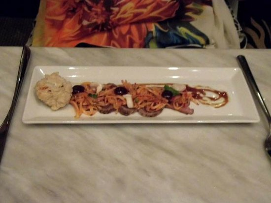 Live Aqua Beach Resort Cancun: Gourmet cuisine