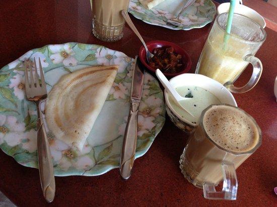 Sajhome: Breakfast